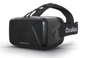 Oculus Rift in virtual reality
