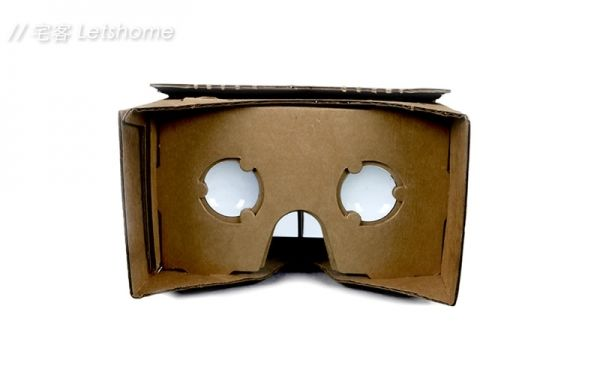 Smart Home Chou Feng Wen: simple VR glasses hit the big play virtual reality